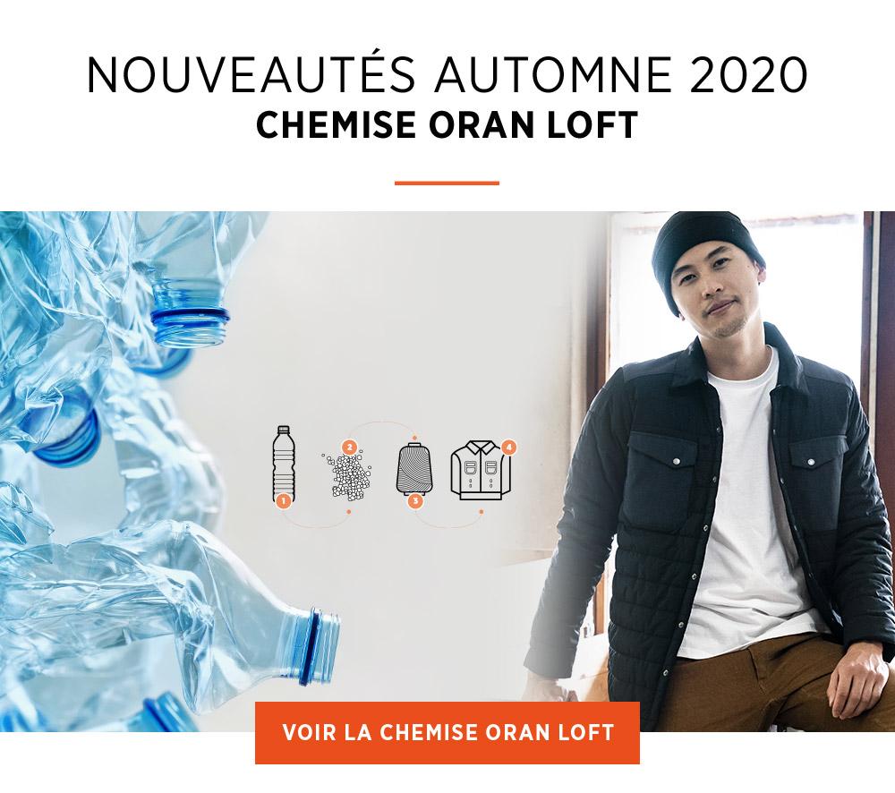 Chemise Oran Loft